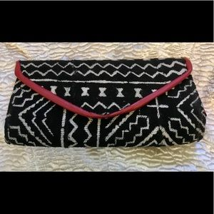 mud cloth purse holiday gift bridesmaid gift Cross body small purse mud cloth purse Mud cloth messenger bag mud cloth Purse